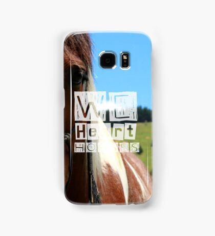 WeHeartHorses - Phone Case Samsung Galaxy Case/Skin