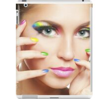 Nails Make-up iPad Case/Skin