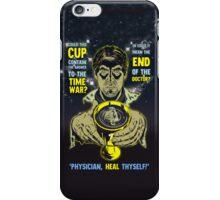 Physician, Heal Thyself! iPhone Case/Skin