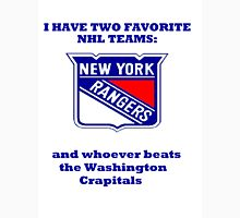 I have two favorite NHL teams Unisex T-Shirt
