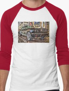 FORD MUSTANG HDR Men's Baseball ¾ T-Shirt