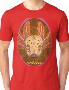 happy axolotl! Unisex T-Shirt