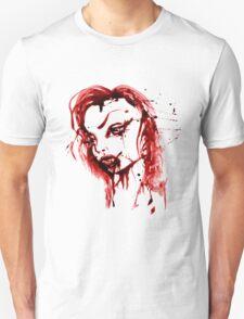 Bloody Vamp Girl T-Shirt