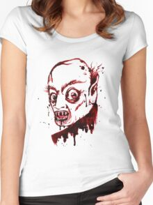 Bloody Nosferatu Women's Fitted Scoop T-Shirt