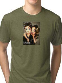 castle promo fanart Tri-blend T-Shirt