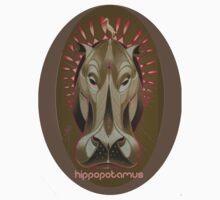 seriously hippopotamus. One Piece - Long Sleeve