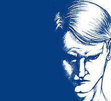 Steve Rogers by zehkiwi