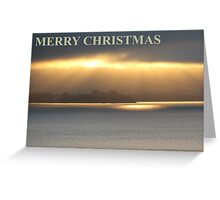 Derwent River Tasmania Greeting Card