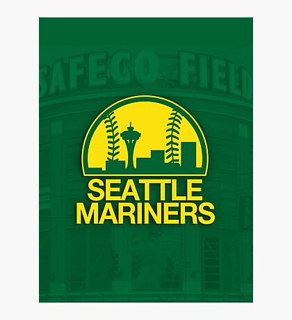 Seattle Sports Mashup Photographic Print