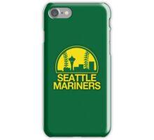 Seattle Sports Mashup iPhone Case/Skin