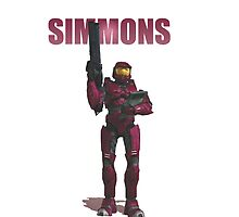 Simmons by GrouseChimp
