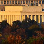 The Lincoln Memorial - Washington D.C. by Matsumoto