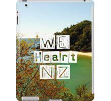 WeHeartNZ - iPad Case iPad Case/Skin