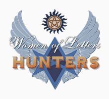 Supernatural Women of Letters - Hunters by RisenShine22