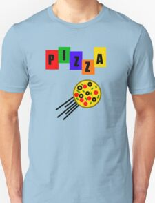 Who Ordered Pepperoni? Unisex T-Shirt