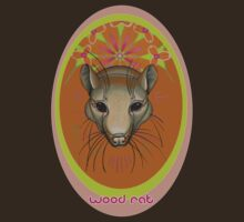 wood rat. by resonanteye
