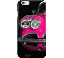 Cool (pink) iPhone Case/Skin