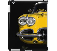 Cool (yellow) iPad Case/Skin