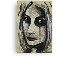 Kate Canvas Print