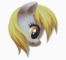 Derpy Head by georgeval