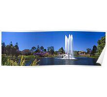 UQ Lakes Poster