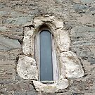 St Moulag  Church Window by kalaryder