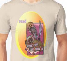 read. Unisex T-Shirt