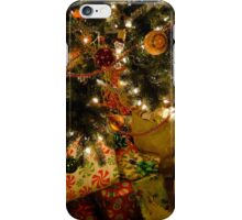 Christmas Morning Magic iPhone Case/Skin