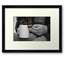 Karel's Supper Framed Print