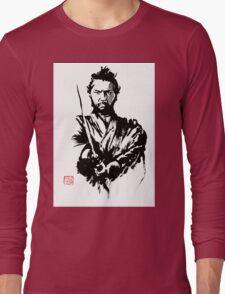 tatsuya 2 Long Sleeve T-Shirt