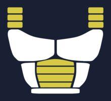 Minimalist Saiyan armor (v2) Kids Clothes