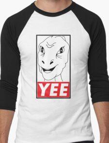 YEE Men's Baseball ¾ T-Shirt