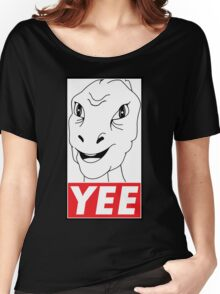 YEE Women's Relaxed Fit T-Shirt