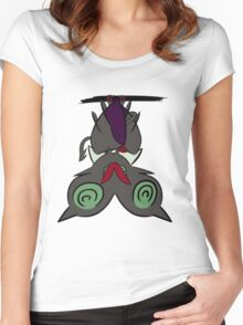 Noivern Women's Fitted Scoop T-Shirt