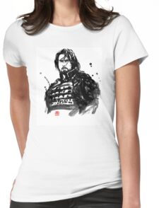 the last samurai Womens Fitted T-Shirt