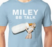 miley cyrus bb talk baby bottle Unisex T-Shirt