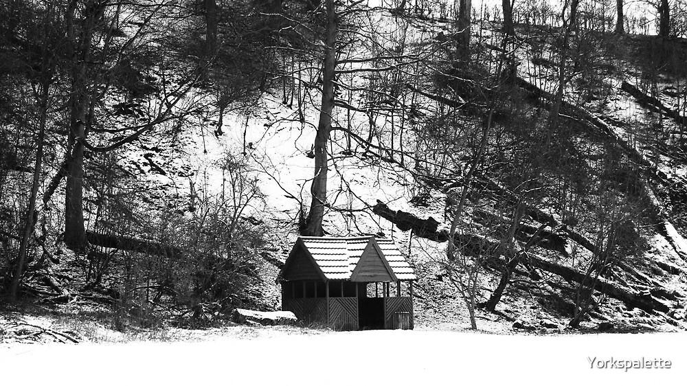 Winter wonderland by Yorkspalette