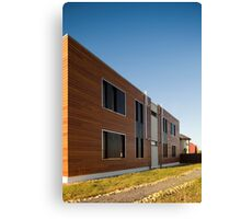 Modern buildings  Canvas Print