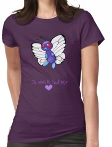 Papillusion Womens Fitted T-Shirt
