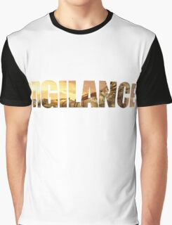 Vigilance Graphic T-Shirt