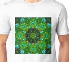 Moss Greenhouse Mandala V Unisex T-Shirt