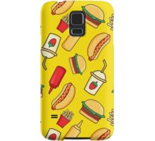 Fast food Samsung Galaxy Case/Skin