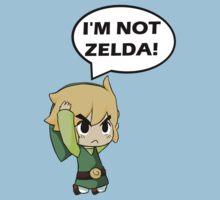 I'm Not Zelda by mayumiku