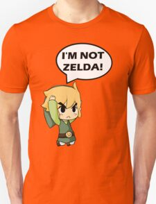 I'm Not Zelda T-Shirt