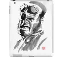 hellboy iPad Case/Skin