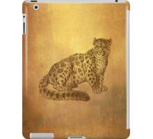 BIG CAT iPad Case/Skin