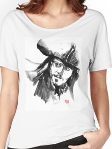 jack sparrow Women's Relaxed Fit T-Shirt