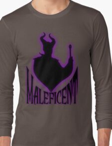 Maleficent Long Sleeve T-Shirt