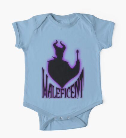 Maleficent One Piece - Short Sleeve
