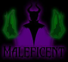 Maleficent by Proxish